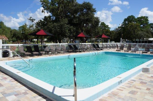 Eden RV Resort - mobile home park for sale in Hudson, FL 1023369