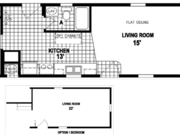 New Mobile Home Model for Sale: Sea Branch by Skyline Homes