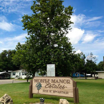Mobile Home Park In Wichita Ks Bj S Mobile Home Park 46191