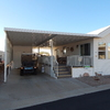 Mobile Home for Sale:  1 Bed, 1 Bath 2003 Chariot- Storage And Furnished! #574, Gold Canyon, AZ