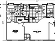 New Mobile Home Model for Sale: Bannerman by Cavco Homes