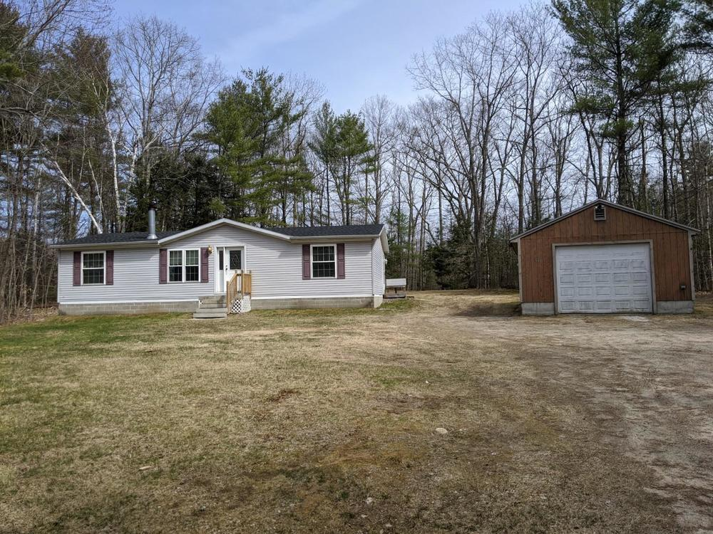 Double Wide, Manufactured Home - Richmond, ME - mobile ...