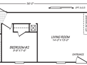 New Mobile Home Model for Sale: Birchwood by Cavco Homes
