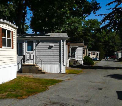 Affordable Mobile Home Community in Middletown, RI