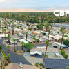 Mobile Home Park for Sale: Large Stable 55+ MHC +/-7.3% Cap, Cathedral City, CA