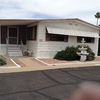 Mobile Home for Sale: Nice double wide mobile home! Lot 427, Mesa, AZ