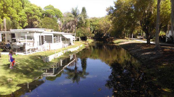 Mobile Home Park In Sebring Fl Oak Shores Florida