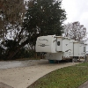 RV Lot for Rent: Very Private End Lot    Great Location, Welaka, FL