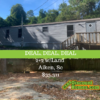 Mobile Home for Sale: Great DEAL 2+2 in Aiken Sc!, Aiken, SC