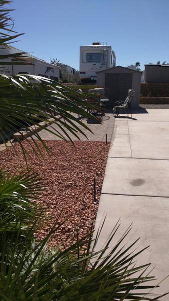 Red Mtn Rv Resort Boulder City Lot For Rent Rv Lots For