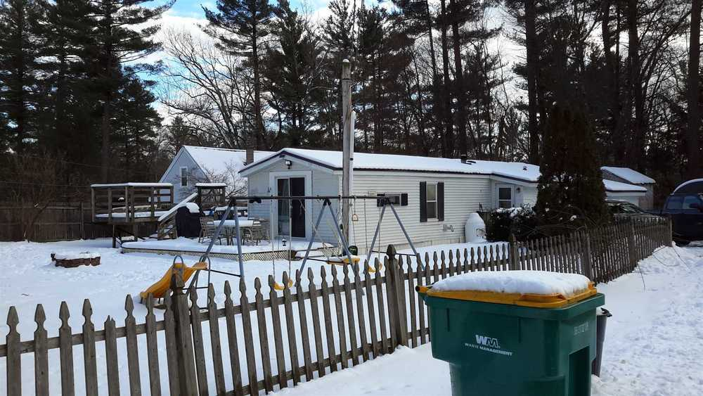 Mobile Home, Ranch - Kingston, NH - mobile home for sale ...