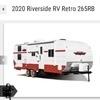 RV for Sale: 2020 RETRO 265RB