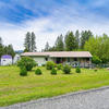 Mobile Home for Sale: Rancher, Manuf, Dbl Wide Manufactured > 2 Acres - Rathdrum, ID, Rathdrum, ID