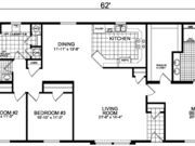 New Mobile Home Model for Sale: Ventura by Champion Home Builders