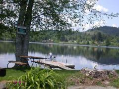 Lakeside Manufactured Home Park Community Dock