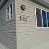 Mobile Home for Rent: 3 Bed, 1 Bath Home At Red Deer Village, Red Deer, AB