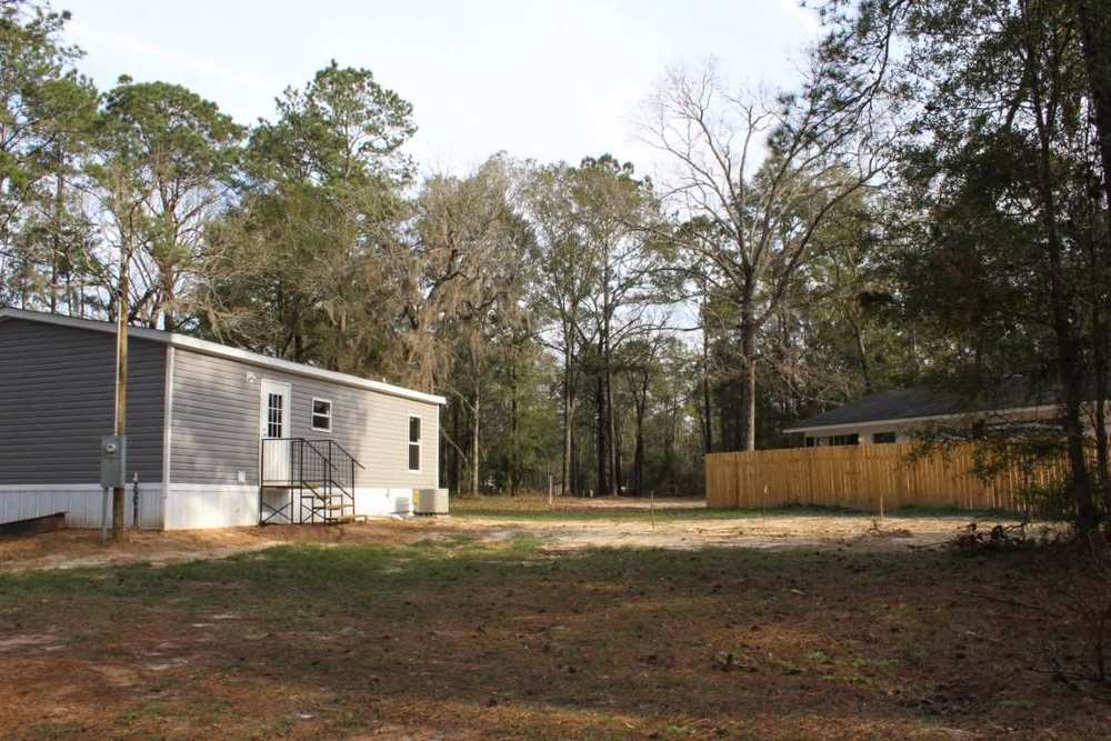 Mobile Home,Single Family, Traditional - MONTICELLO, FL
