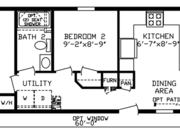 New Mobile Home Model for Sale: Knox by Cavco Homes