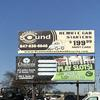 Billboard for Rent: Antioch Crossings, Antioch, IL