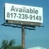 Billboard for Rent: I-20 and Duncanville Rd, Duncanville, TX