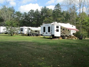RV Parks in North Carolina: 471 Listed