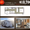 RV for Sale: 2008 CHEROKEE GREY WOLF 26BH