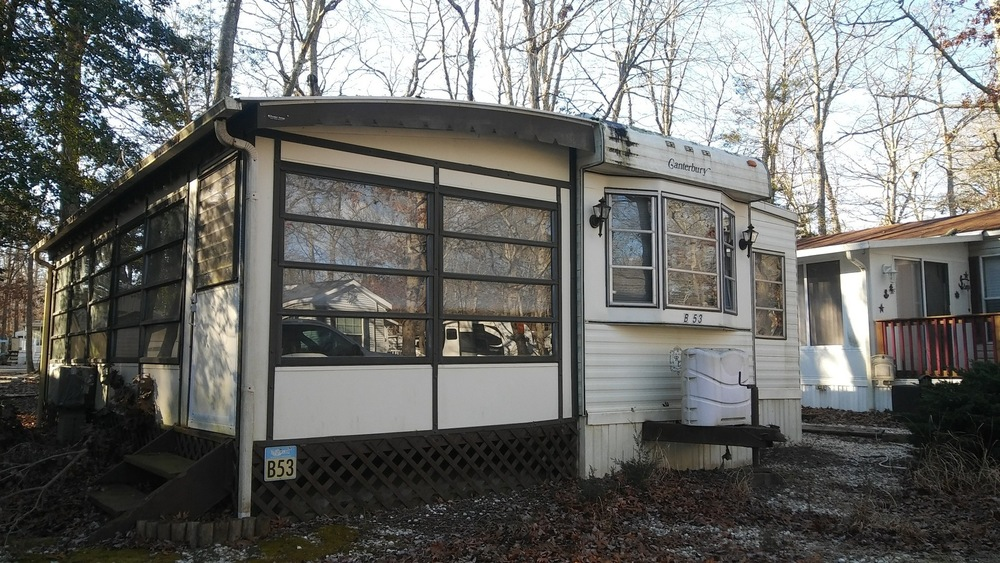 1983 Canterbury Mobile Home For Sale In Clermont Nj 1021530