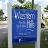Mobile Home Park for Directory: Western Hills  -  Directory, Davie, FL