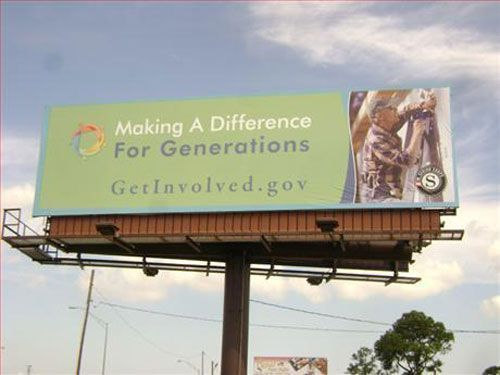 Photo of Billboard