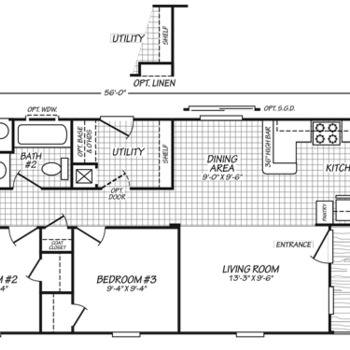Isabella by Fleetwood Homes - new mobile home for sale 1030306