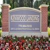 Mobile Home Park: Kenwood Landing, Fayetteville, GA