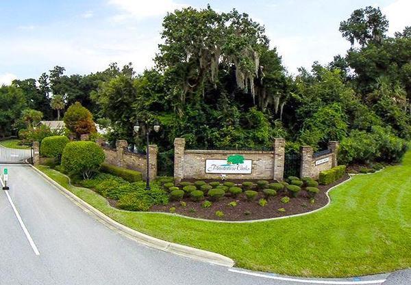 Tremendous Plantation Oaks Inc Directory Mobile Home Park In Home Interior And Landscaping Eliaenasavecom