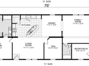 New Mobile Home Model for Sale: Ashbey by Champion Home Builders