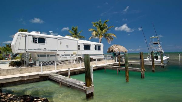 Mobile Home Park In Islamorada Fl San Pedro Rv Resort