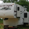 RV for Sale: 2007 Cedar Creek Fifth Wheel 36BTS