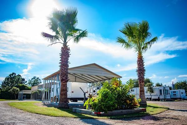 Texas Gulf Rv Park Rv Lot For Rent In Port O Connor Tx