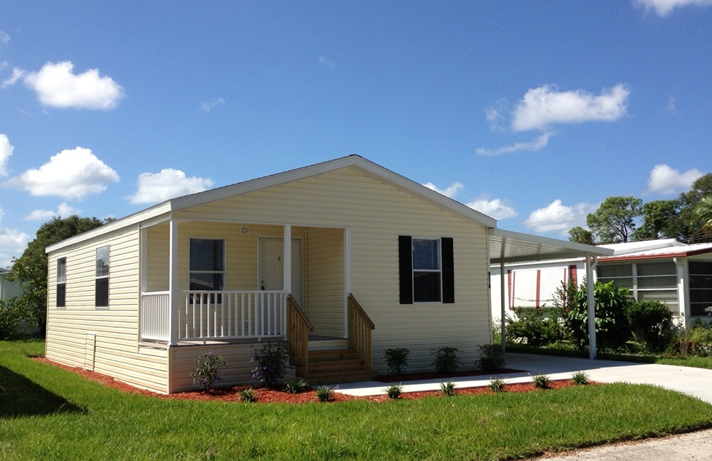 Mobile Home For Rent In North Fort Myers Fl 2 Bed 2 Bath 2018 Nobility 1081324