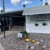 Mobile Home for Sale: Snowbird special! Nice updated single wide mobile home in Citrus Gardens! a 55+ community lot 232, Mesa, AZ