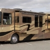 RV for Sale: 2005 Safari Gazelle 40DST Full Body Paint Bath & Half 400hp