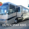 RV for Sale: 2003 DUTCH STAR 4005