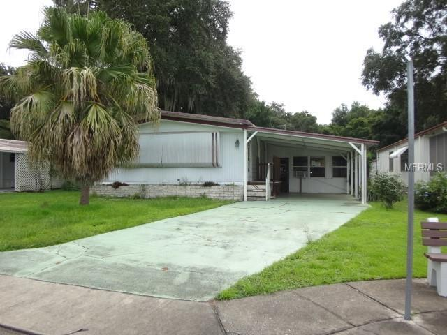 Ranch, Manufactured Home - ZEPHYRHILLS, FL - mobile home for