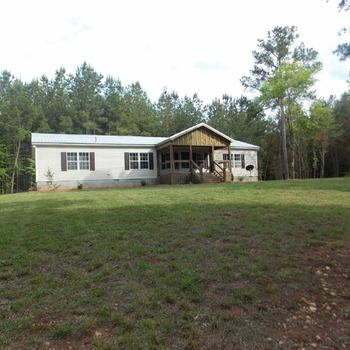 1997 Single Family Detached, Mobile Home - Monticello, GA for Sale