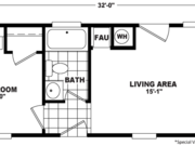 New Mobile Home Model for Sale: Thrifty by Cavco Homes