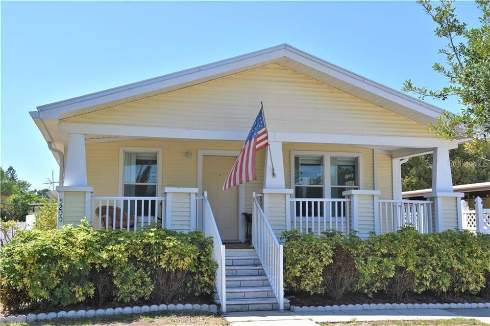 Manufactured Home, Bungalow - ST PETERSBURG, FL - mobile ...