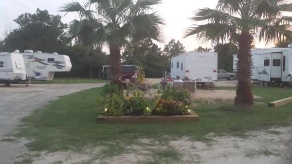Texas Gulf Rv Park Directory Rv Park In Port O Connor