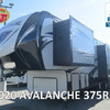 RV for Sale: 2020 AVALANCHE 375RD