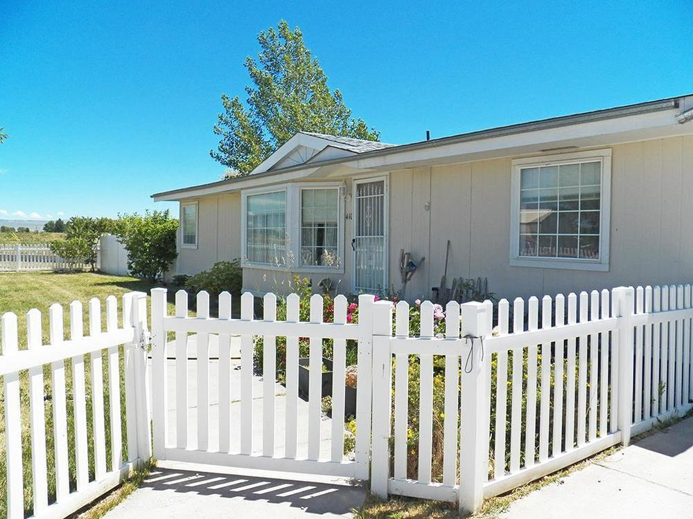 Double Wide Manufactured W Land Blackfoot Id Mobile Homes For