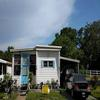Mobile Home for Sale: Large Wooded Corner Lot By Stream, Clearwater, FL