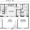 New Manufactured and Modular Home for Sale: Arcola by Champion Home Builders