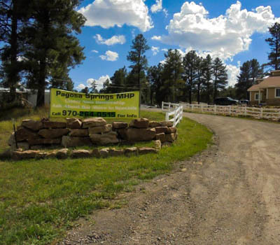 Affordable Mobile Home Community in Pagosa Springs, CO